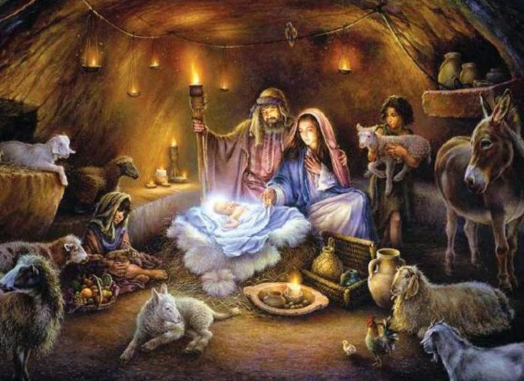 Рождественские праздники - поверья