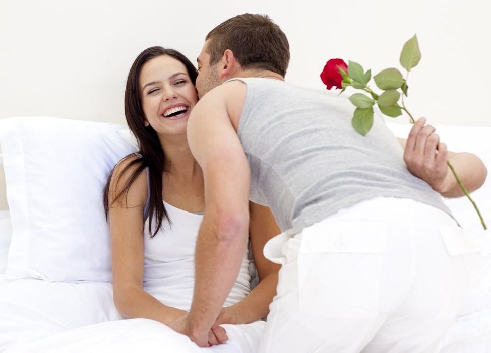 жена - муж и секс