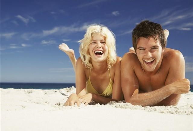 отпуск - пора наслаждений