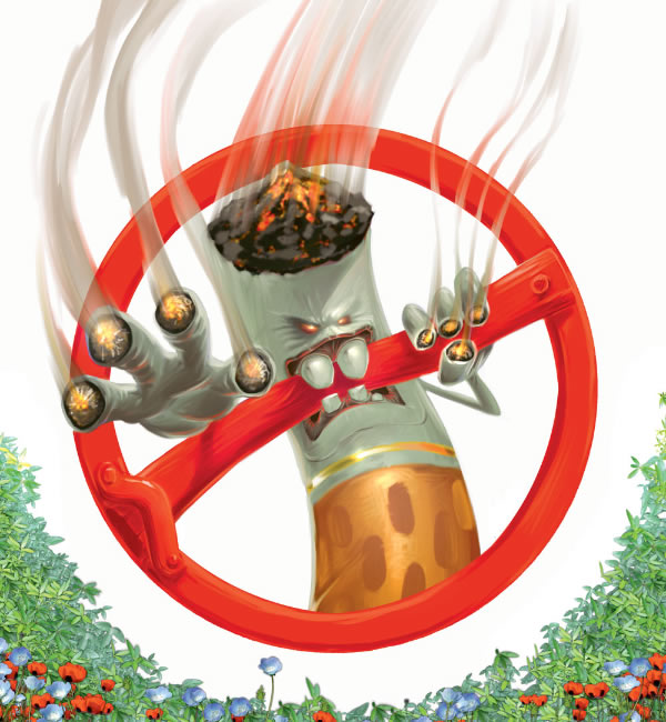 15 способов бросить курить