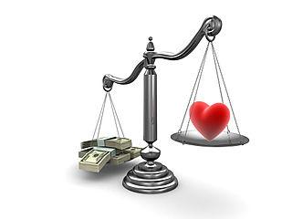 деньги - любовь и отношения
