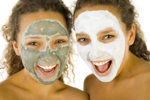 осенние маски для лица