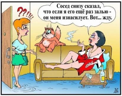 анекдоты с намеком - психология хороших отношений 4