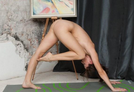 асаны - сексуальная йога