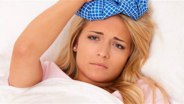 часто болит голова жены