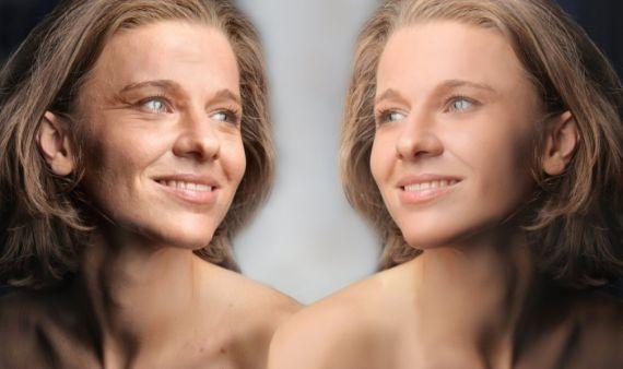 Быстрое омоложение кожи лица
