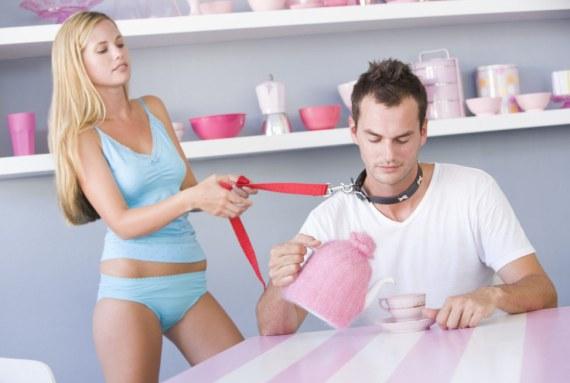 домогайся мужа
