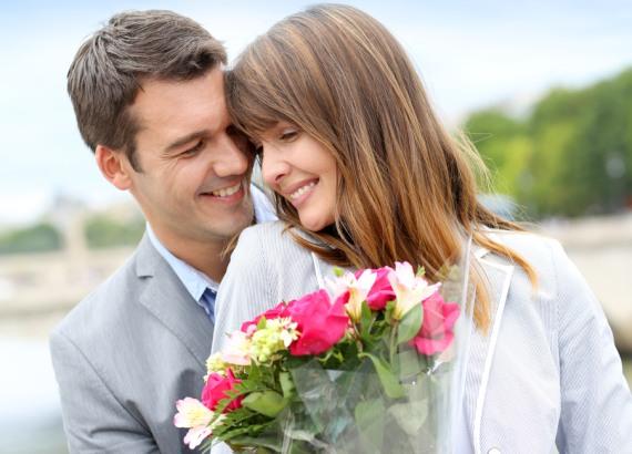 цветы настоящий символ любви