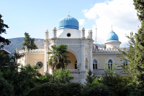 Дворец Бухарского