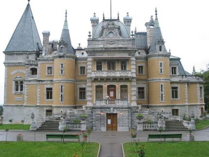 Дворец Массандровский