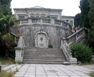 Дворец Мордвинова.