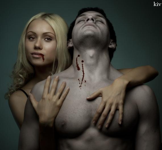 женщина секс вампир