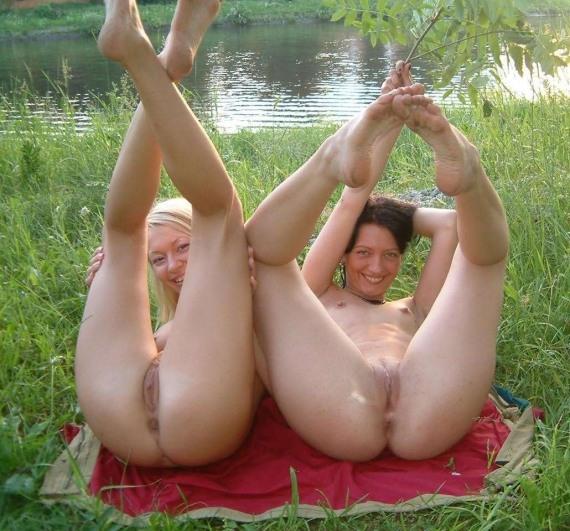 голые девки на речке - 10а