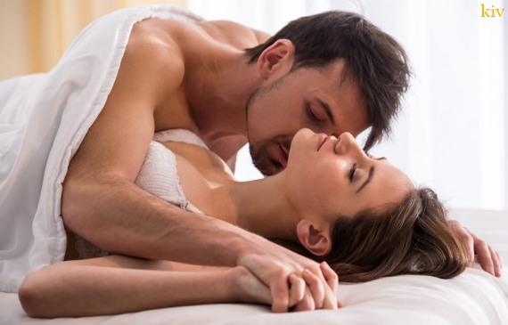 близость мужчины и женщины