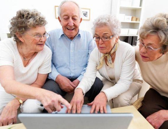 как научить родителей пользоваться интернетом