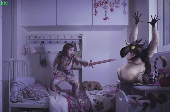 методики снятия детских страхов