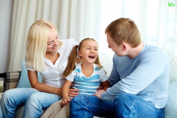 как стать ребенку ближе