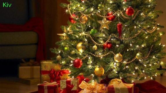как украсить новогоднюю елку в 2017 году