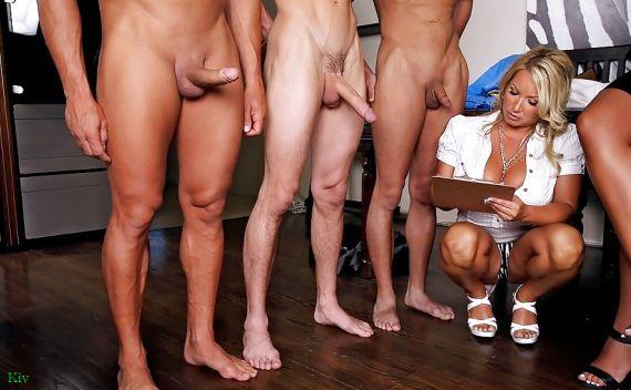 какие бывают члены у мужчин