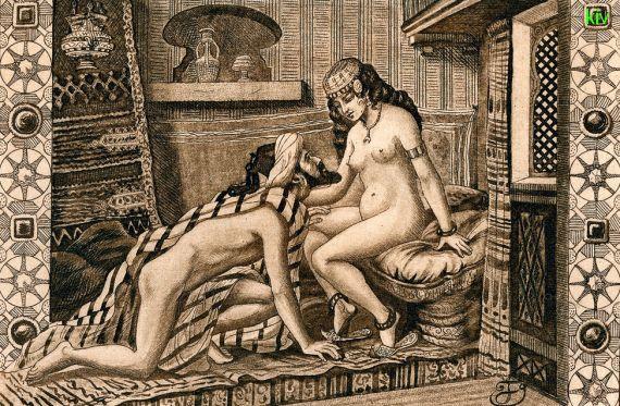 камасутра и оральный секс