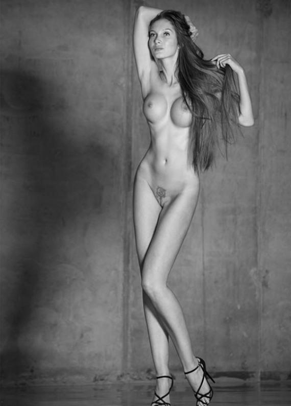 классическая худоба красоток моделей
