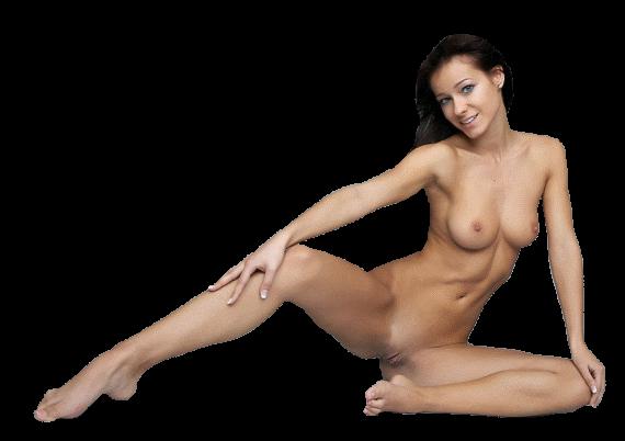 клипарт женщина с расставленными ногами