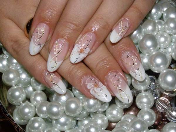 красивые ногти женщины