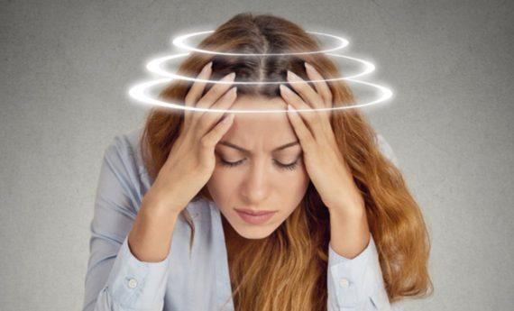 кружится голова - причины головокружения
