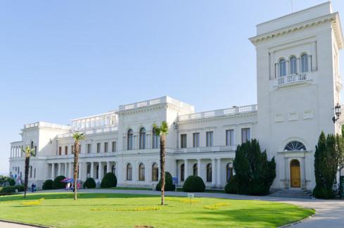 Дворец Ливадийский