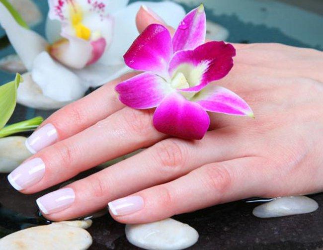 5 рецептов для красивых ногтей