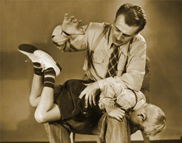 15 правил наказания ребенка
