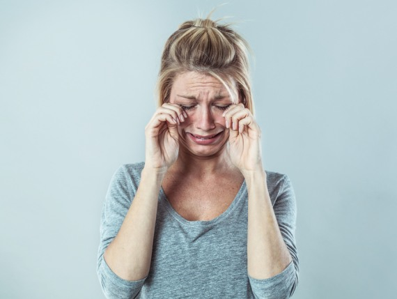 не верьте женским слезам