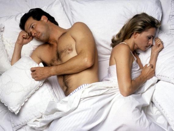 неудачи в сексе