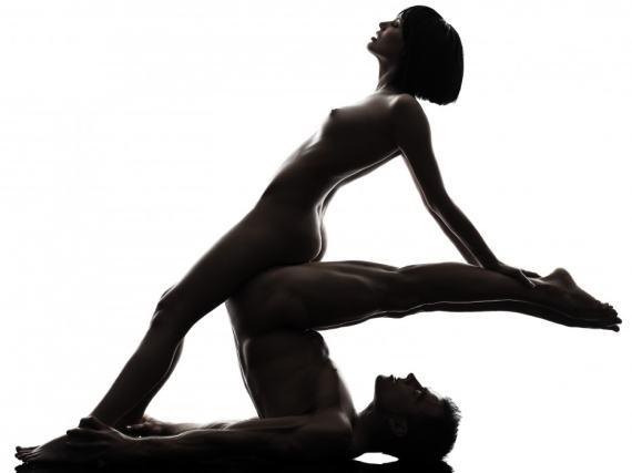 новые позы для секса - на краю вселенной