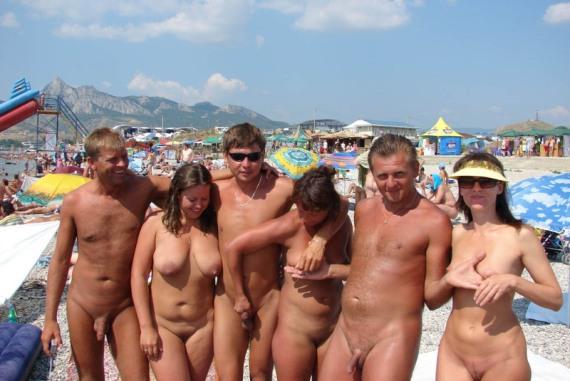 нудистский пляж в Сочи