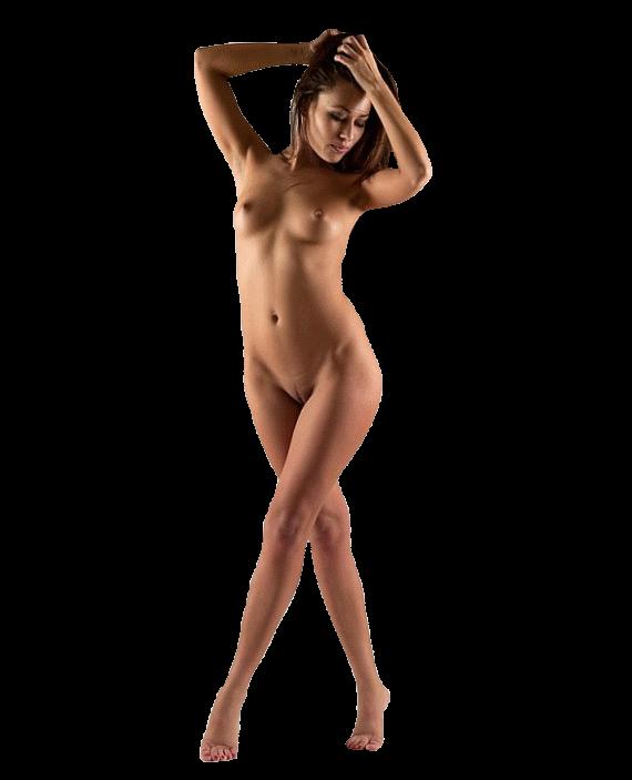 обнаженная женщина картинка клипарт
