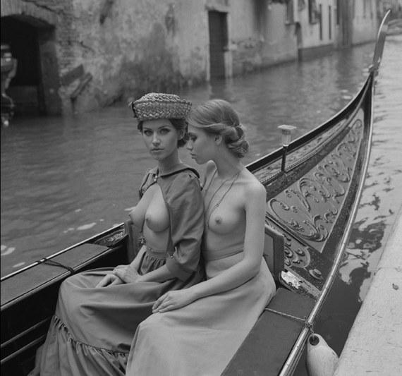 обнаженные девушки венеции