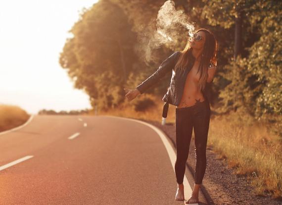 один день дорожной проститутки