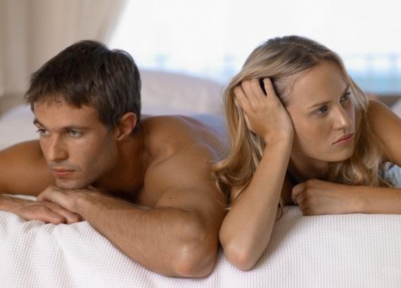 осечки в сексе