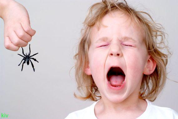 победить детские страхи
