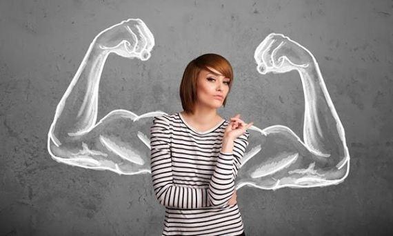 почему мужчины боятся сильных женщин