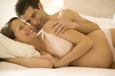 позы секса для беременных женщин