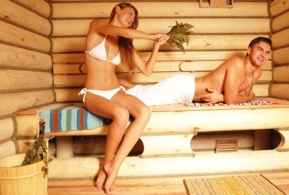 правильный секс в сауне