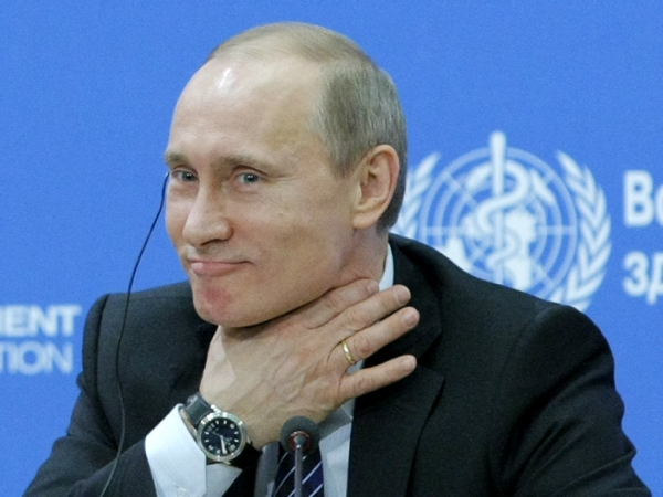 Путина достали