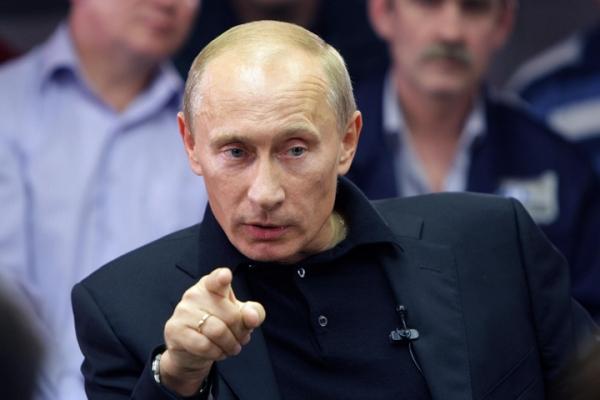 Хитрый Путин
