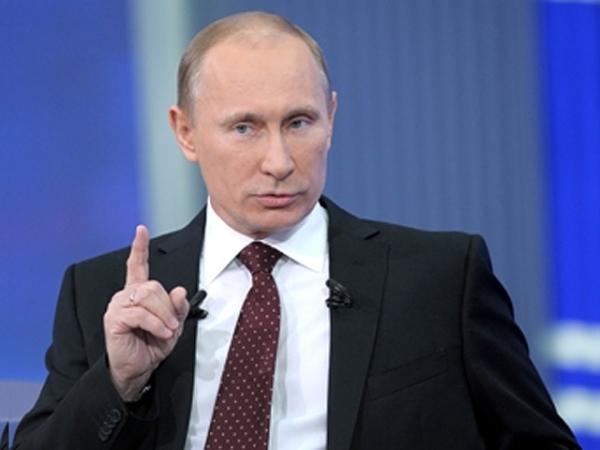 Путин предупреждает