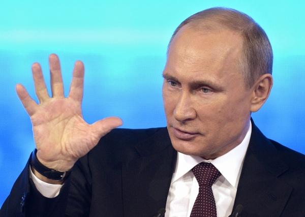 Путин угрожает