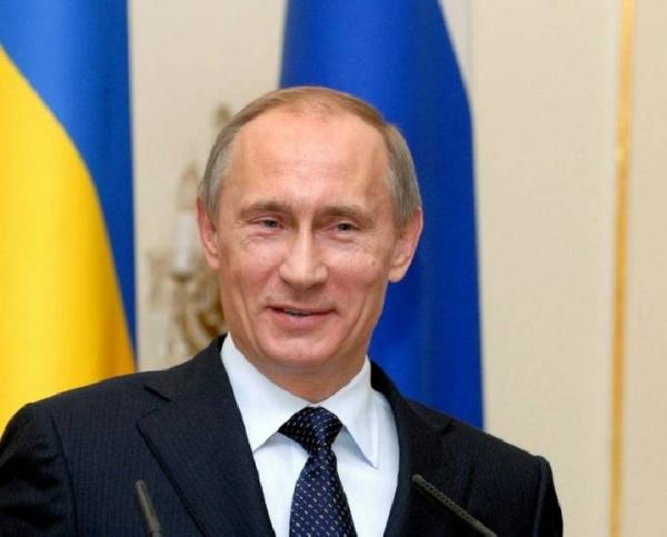 Путин - Украина