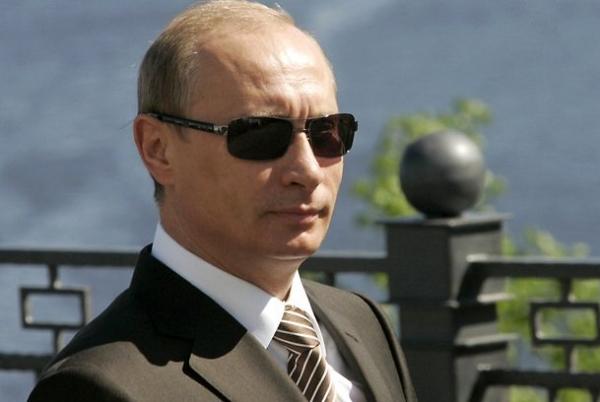 Путин в очках - 2