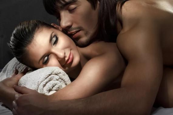 самые чувствительные позы для секса